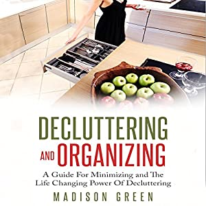 Decluttering and Organizing Audiobook