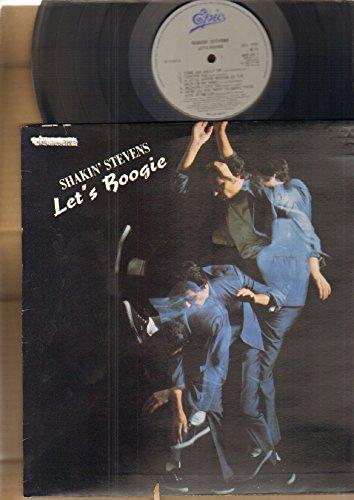 (Shakin Stevens - Let's Boogie - LP)
