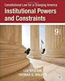 img - for Constitutional Law for a Changing America: Institutional Powers and Constraints (Ninth Edition) book / textbook / text book