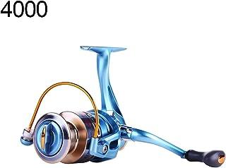 pengyu Moulinet de pêche 12BB 5.5:1 pour pêche à la Carpe