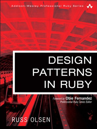 Download Design Patterns in Ruby (Adobe Reader) (Addison-Wesley Professional Ruby Series) Pdf