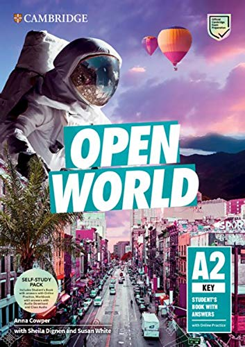 Open World Key  Self Study Pack  Student's Book With Answers And Online Practice And WB With Answers With Audio Download And Class Audio