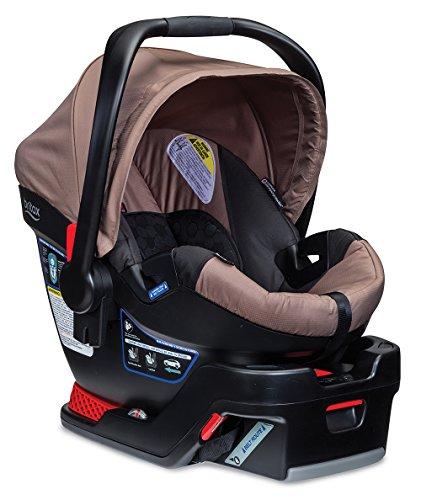 - Britax B Safe 35 Infant Seat, Sandstone