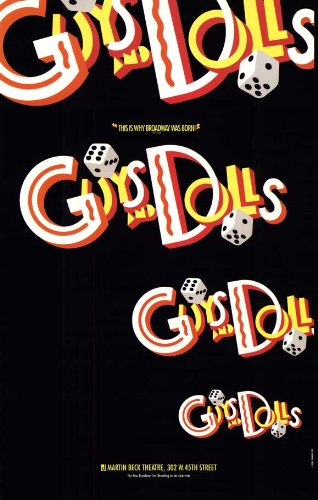 Guys and Dolls (Broadway) ()