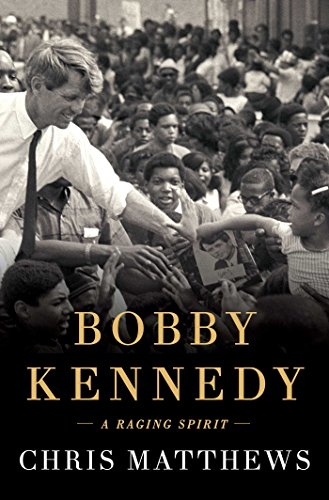 Book Cover: Bobby Kennedy: A Raging Spirit