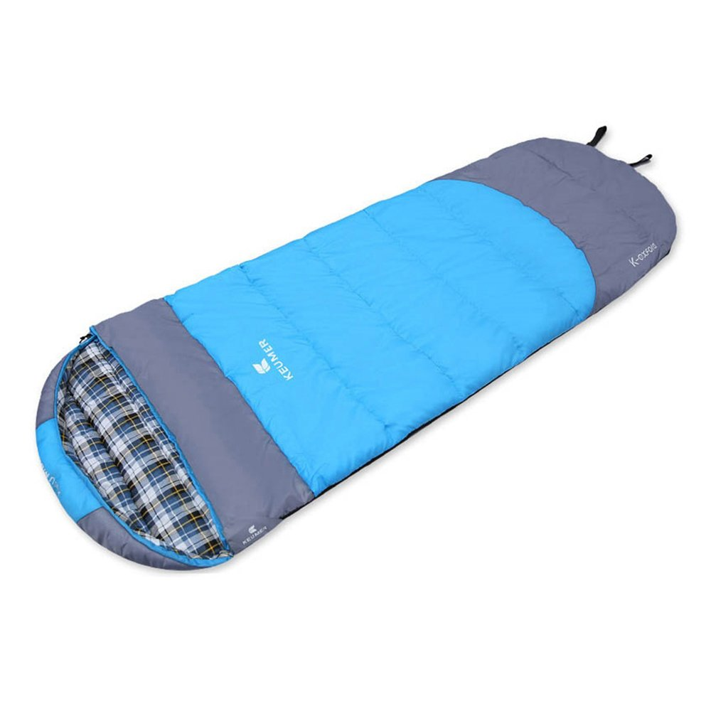 CUI XIA UK Sleeping bag Cotton Schlafsack Adult Outdoor Indoor Warm Warm Winter Verdicken Individual Portable Kann Doppel Reise Anti Schmutzig Spell B07NV959RB Deckenschlafscke eine große Vielfalt von Waren