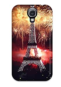 Sarah deas's Shop New Style Premium Durable Fireworks At Eiffel Tower Fashion Tpu Galaxy S4 Protective Case Cover 7932232K97517119