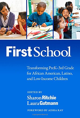 Search : FirstSchool: Transforming PreK-3rd Grade for African American, Latino, and Low-Income Children (Early Childhood Education Series) (Early Childhood Education (Teacher's College Pr))