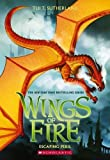 img - for Escaping Peril (Wings of Fire, Book 8) book / textbook / text book