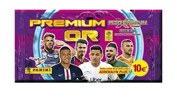 Panini - Foot TCG ADRENALYN XL 2019-20 Blister Premium Oro 2526 ...