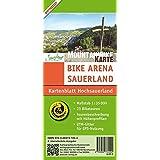 Mountainbikekarte Hochsauerland: Bike Arena Sauerland (Reiß- und Wetterfest) (Bike Arena Sauerland / Mountainbikekarte)