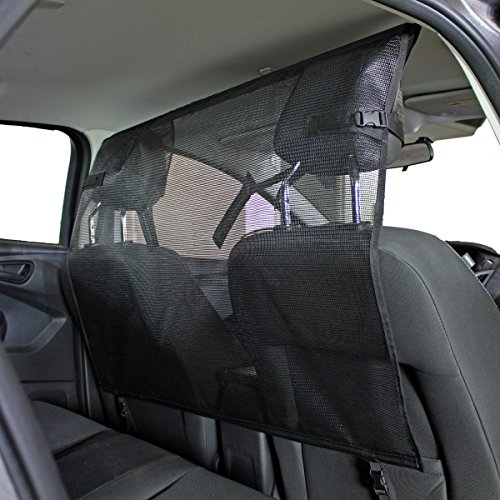 Bushwhacker%C2%AE Barrier Vehicles Restraint Backseat