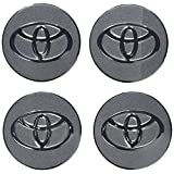 4pcs 56.5mm Car Styling Accessories Emblem Badge Sticker Wheel Hub Caps Centre Cover TOYOTA COROLLA RAV4 Camry PRIUS REIZ VIOS YARIS EZ
