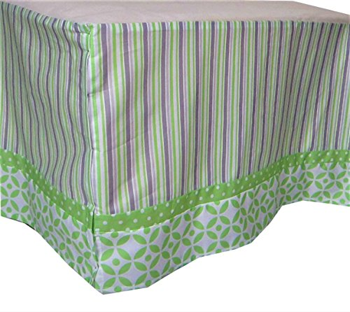 Lauren Trend Lab Cotton (CRIB SKIRT ONLY) Size Crib Baby Bedding Decor