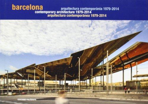 Descargar Libro Barcelona. Arquitect. Contemporánea 1979-2014 Aavv