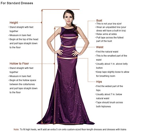 Geld lang Ball Damen emmani Saphirblau Kleider Shoulder One Bridesmaid Chiffon nZxwRBqFYC