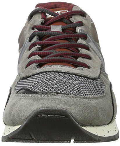 NAPAPIJRI FOOTWEAR Men's Rabari Trainers, Brown Grey (Mid Grey N83)