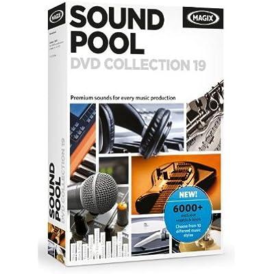 Magix Soundpool DVD Collection 19 - Software de edición de audio/música