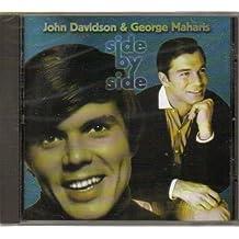 Side by Side [Audio CD] by John Davidson, George Maharis (2001-01-01)