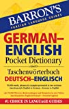 Barron's German-English Pocket Bilingual Dictionary, , 0764140035