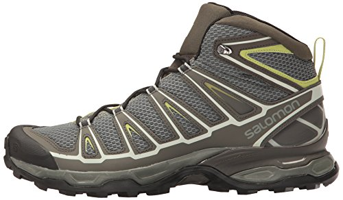 D Hiking Mid US Men's Castor Boot Fern X Ultra Gray Beluga 8 Salomon Aero qXT7UXt