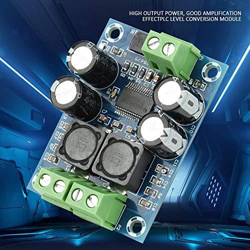ミニデジタルアンプボード オーディオアンプボード オーディオパワーモジュール XR-M311 TPA3118 オーディオパワーアンプモジュール 60W DC10-24V