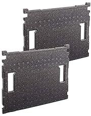 Bosch Sortimo Dekselinlegger voor L BOXX | 2 stuks in een set | geschikt voor L-Boxx 102 tot 374 | alleen oud model