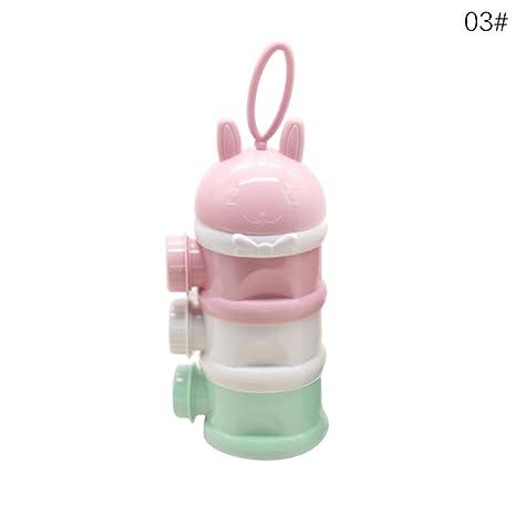 1 caja de dulces de leche para recién nacido, bebés y niños con polvo de