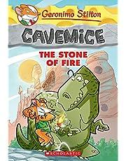 The Stone of Fire (Geronimo Stilton Cavemice #1)