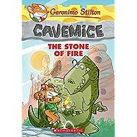 Geronimo Stilton Cavemice #1: The Stone of Fire: 01