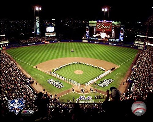 New York Mets Shea Stadium MLB Photo (Size: 16