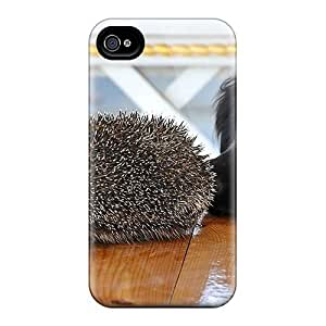 Faddish Phone Hedgehog Labrador Cases For Iphone 6 / Perfect Cases Covers