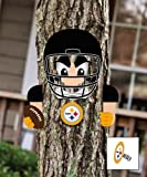 NFL Player Tree Face Statue NFL Team: Pittsburgh Steelers