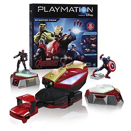 Playmation Marvel Avengers Starter Pack Repulsor(Discontinued by manufacturer) -