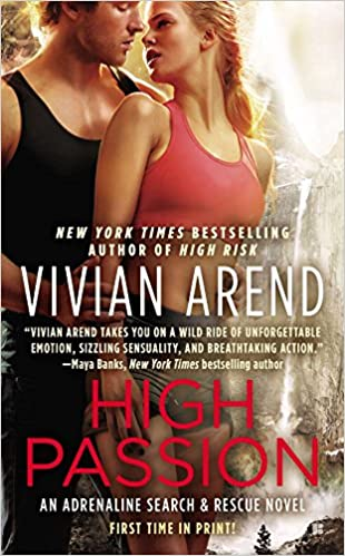 High Risk (Adrenaline Search & Rescue Book 1)