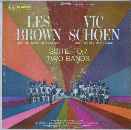 Vic Schoen: Suite For Two Bands [Vinyl LP] [Mono]