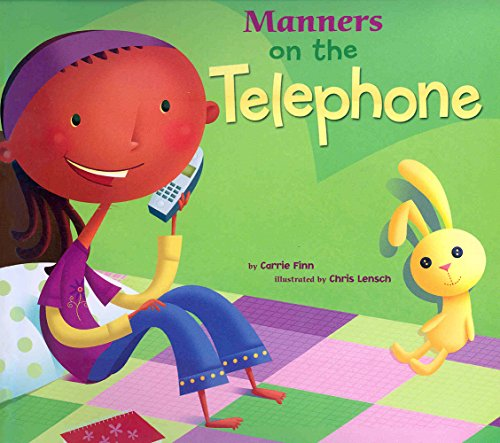 Manners on the Telephone (Way To Be!: Manners) (Windows Telephone)