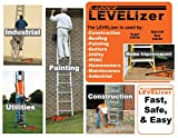 The Levelizer: Fast, Safe, & Easy Ladder Leveling