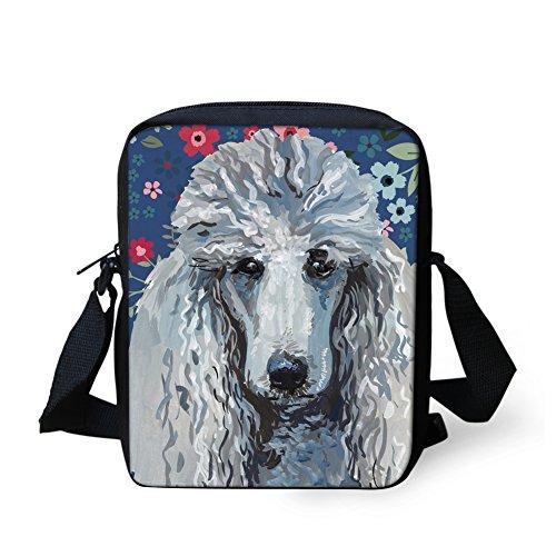 HUGS Mini Schnauzer Handbags IDEA Body Purse Bag Coin Travel Small Poodle Messener Puppy Bag Shoulder Fashion Cross trrwASqx