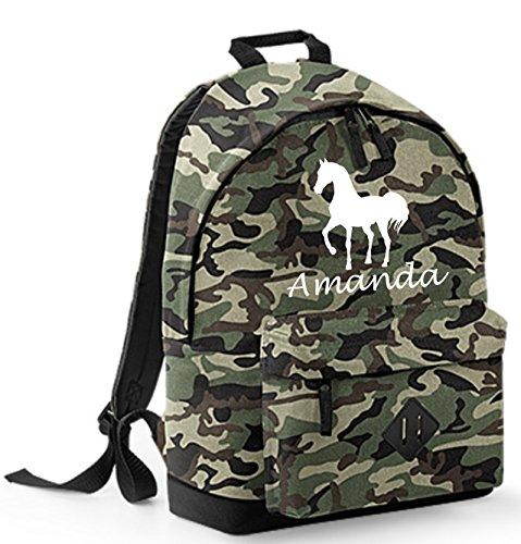 Edward Sinclair - Bolso mochila  para mujer - camouflage