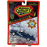 Road Champs Diecast Police Series 1:43 Scale Nevada Highway Patrol Blue Car Replica
