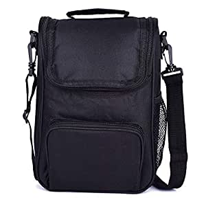 best quality lunch bags cool lunch box insulated lunch thermal bag for women men. Black Bedroom Furniture Sets. Home Design Ideas