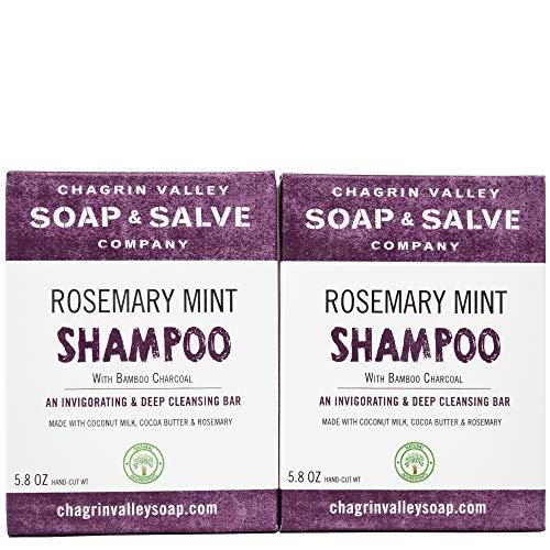 Rosemary Mint Soap Bar - 9
