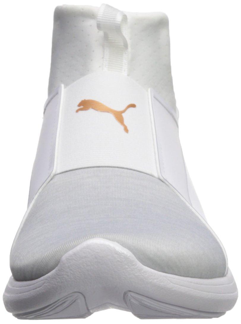 Puma frauen rebellen rebellen rebellen mitte ausmaß de pointe sneaker - menü sz / farbe 217d1e