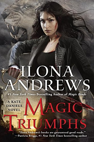 Magic Triumphs (Kate Daniels) PDF