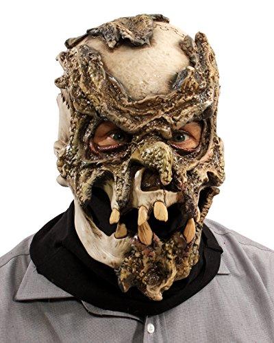 Zagone Studios Sloppy Joe Monster Zombie Mask Green/Brown