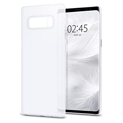 100% authentic 800fb c9905 Spigen Air Skin Galaxy Note 8 Case with Semi-Transparent Lightweight  Material for Galaxy Note 8 (2017) - Soft Clear