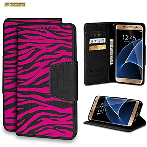 Beyond CellInfolioGalaxy S7 Edge Case, S7 Edge Case, Premium 2 Layer Protection Luxury PU Leather Folio Flip Sales