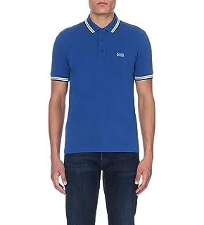 c1142a8fb55eb Hugo Boss Men s Paddy Short Sleeve Sporty Polo