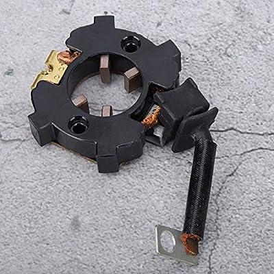 Cepillo de arranque Tenedor de cepillo de carbono de metal de arranque tenedor de cepillo de carbono material de arranque